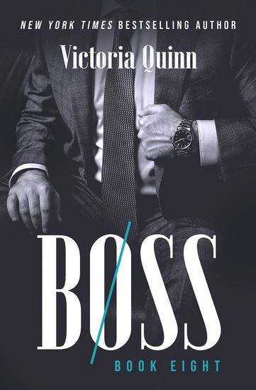 Boss Book Eight - Boss #8 - cover