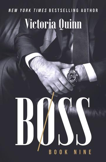 Boss Book Nine - Boss #9 - cover