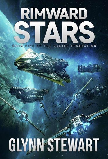 Rimward Stars - Castle Federation #5 - cover