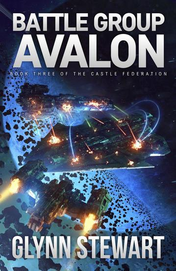 Battle Group Avalon - Castle Federation #3 - cover