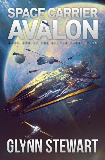 Space Carrier Avalon - Castle Federation #1 - cover
