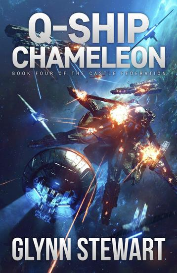 Q-Ship Chameleon - Castle Federation #4 - cover