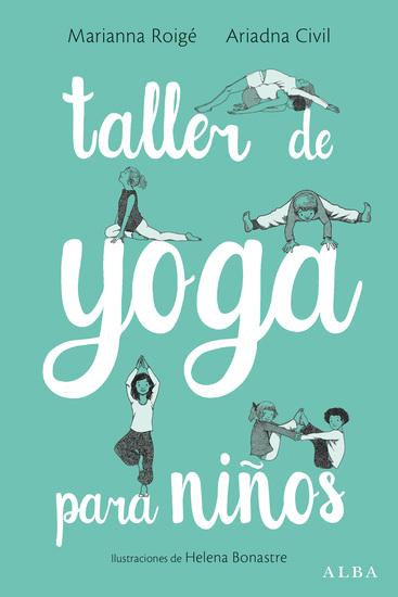 Taller de yoga para niños - cover