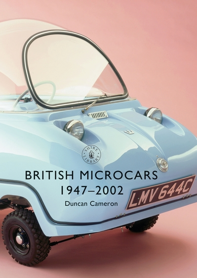 British Microcars 1947–2002 - cover