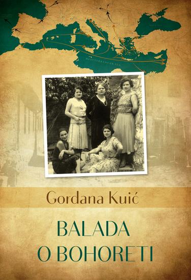 Balada o Bohoreti - cover