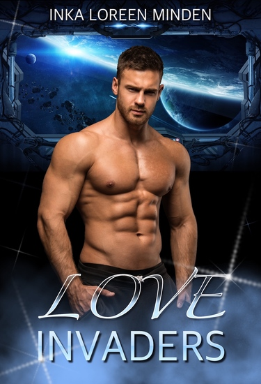Love Invaders - Sci-Fi-Romance - cover