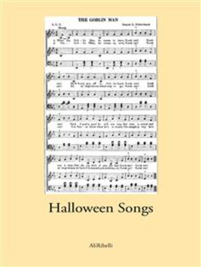 Halloween Songs - cover