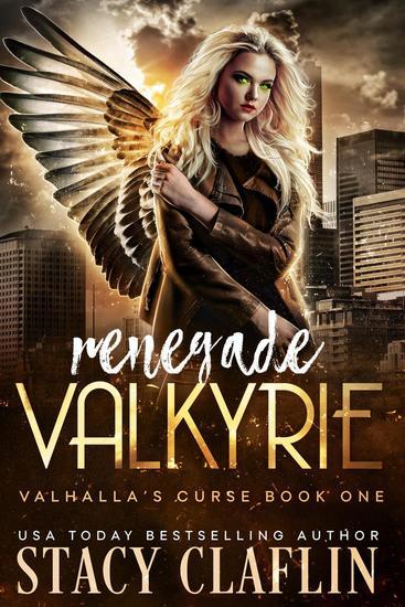 Renegade Valkyrie - Valhalla's Curse #1 - cover