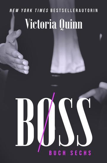 Boss Buch Sechs - Boss #6 - cover