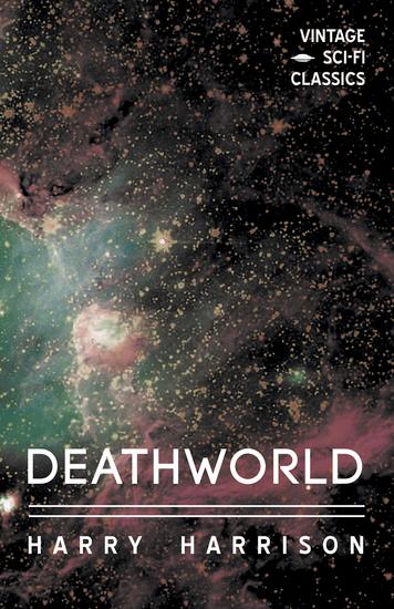 Deathworld - cover