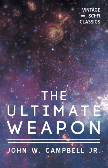 The Ultimate Weapon - cover