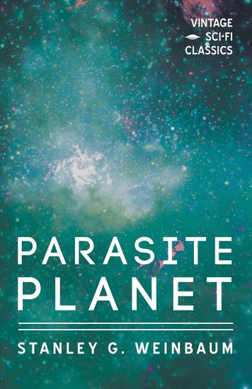 Parasite Planet - cover