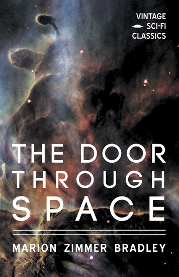The Door Through Space - cover