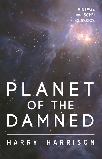 Planet of the Damned - cover