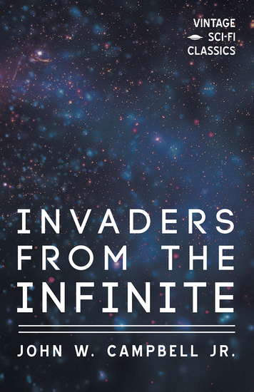 Invaders from the Infinite - cover