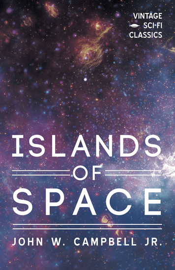 Islands of Space - cover