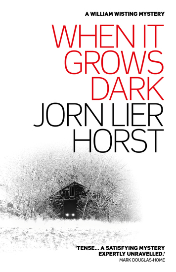 When It Grows Dark - cover