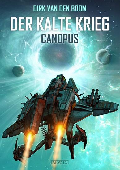 Canopus - Der Kalte Krieg 1 - cover