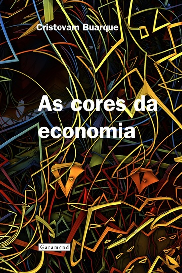 As cores da economia - cover