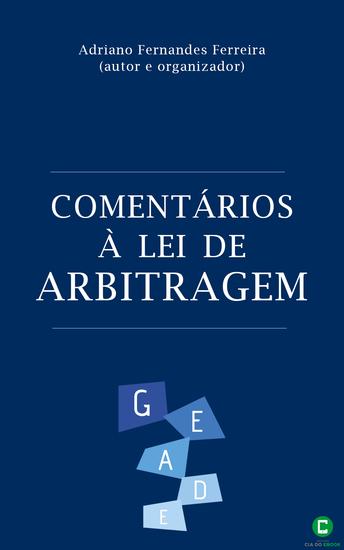 Comentários à Lei de Arbitragem - cover