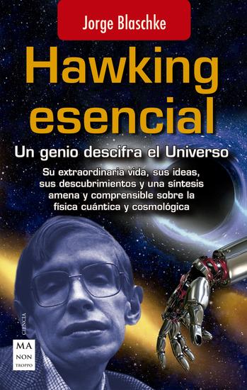 Hawking esencial - Un genio descifra el Universo - cover