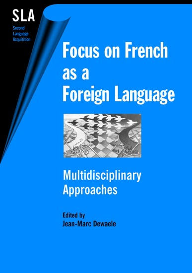 Focus on French as a Foreign Language - Multidisciplinary Approaches - cover