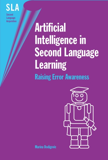 Artificial Intelligence in Second Language Learning - Raising Error Awareness - cover