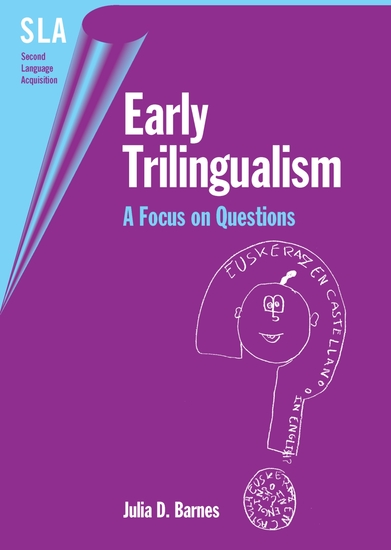 Early Trilingualism - A Focus on Questions - cover