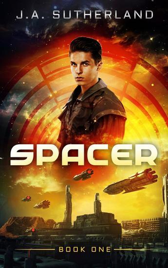 Spacer - Spacer Smuggler Pirate Spy #1 - cover