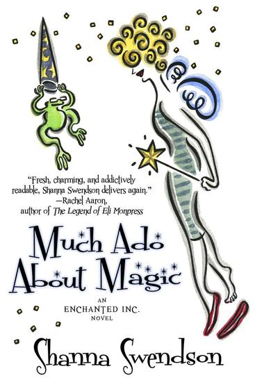 Much Ado About Magic - Enchanted Inc #5 - cover