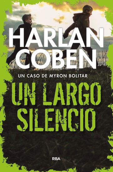 Un largo silencio - cover