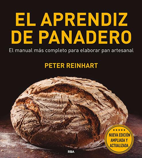 El aprendiz de panadero - cover