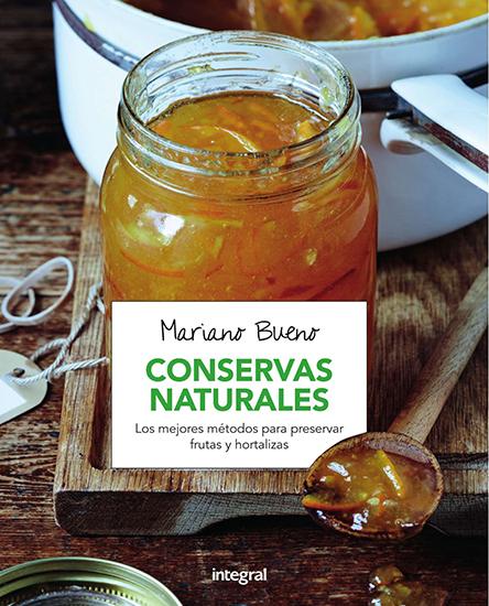Conservas naturales - cover