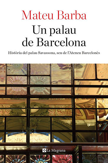 Un palau de Barcelona - cover