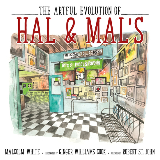 The Artful Evolution of Hal & Mal's - cover