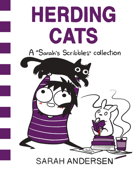 Herding Cats - A Sarah's Scribbles Collection - cover