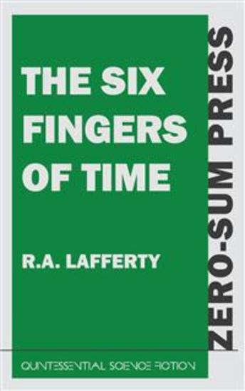 The Six Fingers of Time - cover