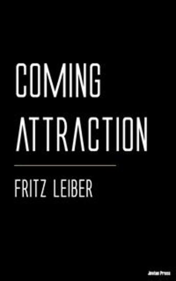 Coming Attraction - cover