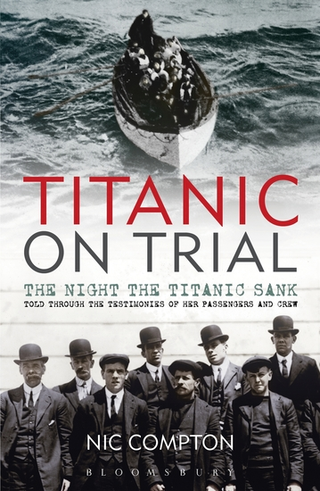 Titanic on Trial - cover