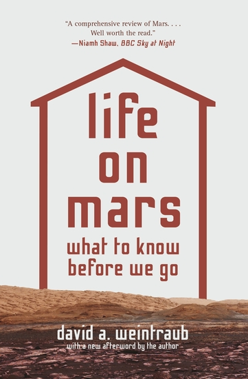 Life on Mars - What to Know Before We Go - cover