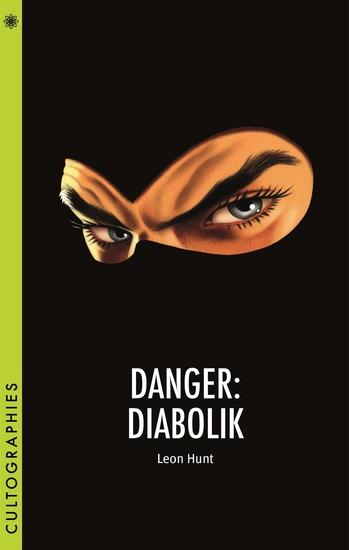 Danger: Diabolik - cover