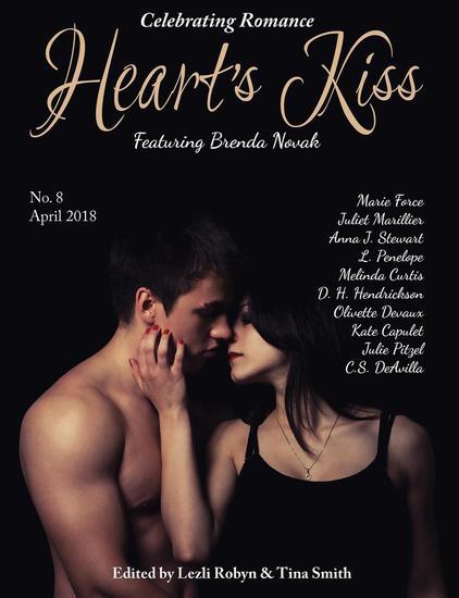 Heart's Kiss: Issue 8 April 2018: Featuring Brenda Novak - Heart's Kiss - cover