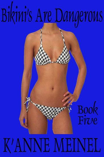 Bikini's Are Dangerous - Bikini's Are Dangerous #5 - cover