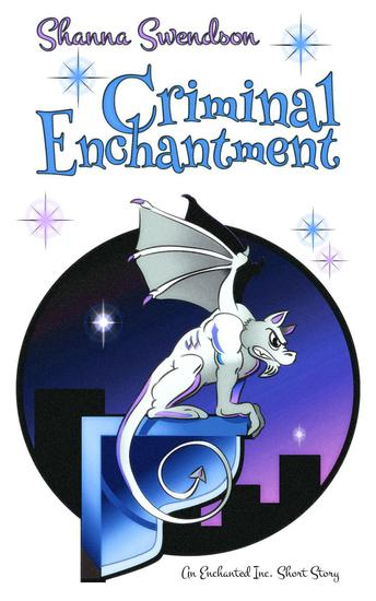 Criminal Enchantment - Enchanted Inc - cover