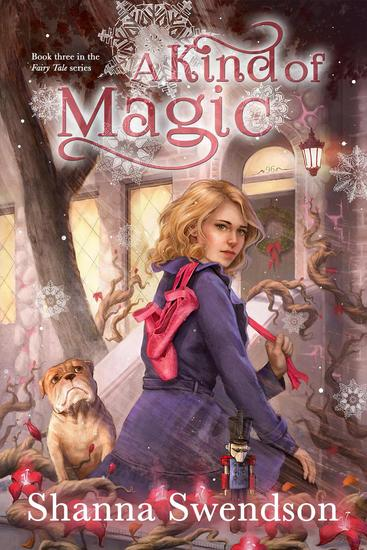 A Kind of Magic - Fairy Tale #3 - cover