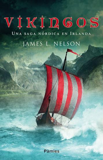 Vikingos - Una saga nórdica en Irlanda - cover