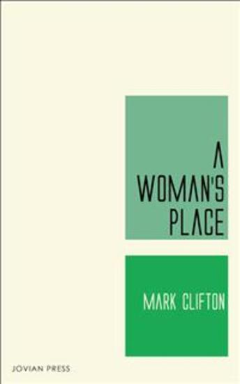 A Woman's Place - cover