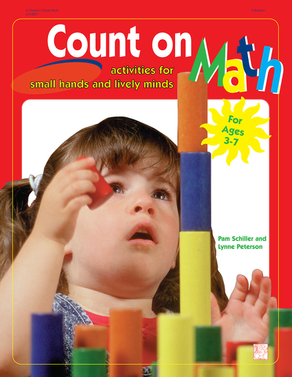 Count on Math - Activities for Small Hands and Lively Minds - cover
