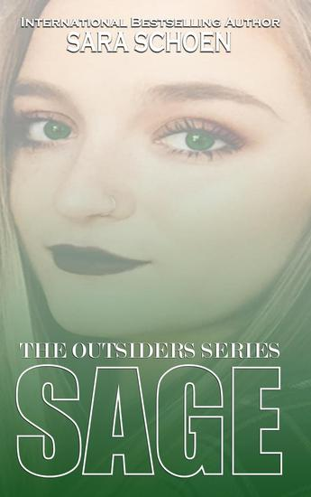 Sage - The Outsiders Series #2 - cover