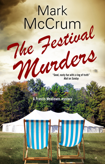 The Festival Murders - cover